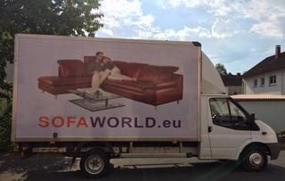 SofaWorld LKW